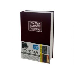 6 Units of Hidden Dictionary Book Safe - Home Accessories