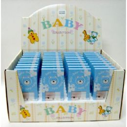 40 Units of Wholesale  Baby Blue Mini Frame 2 x 3 - Picture Frames