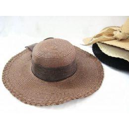 36 Units of Ladies Fashion Sun Hat - Sun Hats