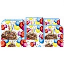 96 Units of Cupcake PrE-Pk Cntr Shipper 96 ct - Party Paper Goods