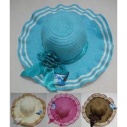48 Units of Ladies Summer Hat - Sun Hats