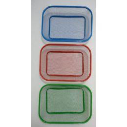 "120 Units of 11"" X 8"" Mesh Bowl - Plastic Bowls and Plates"