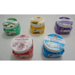 144 Units of Crystal Bead Air Freshener - Air Fresheners