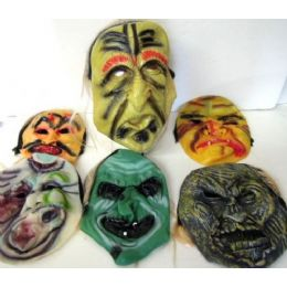 96 Units of Scary Face Masks - Costumes & Accessories