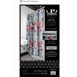 12 Units of fall ballons deluxe shower curtain - Shower Curtain