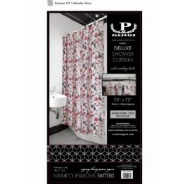 12 Units of fall leaves deluxe shower curtain - Shower Curtain