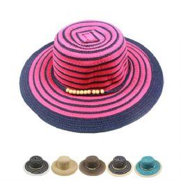 24 Units of Ladies Summer Hat - Sun Hats