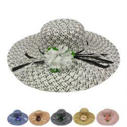 72 Units of Ladies Designer Sun Hats - Sun Hats