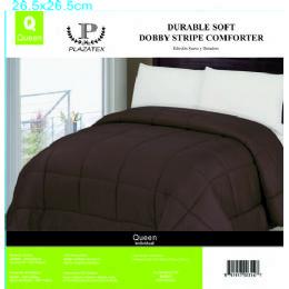 6 Units of 1pc Reversible Embossed Comforter - Queen - Comforters & Bed Sets