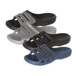 30 Units of Men's Bertelli Shower Slippers - Men's Slippers