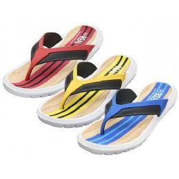 36 Units of Men's Easy Sport Men's Flip Flops - Men's Flip Flops and Sandals