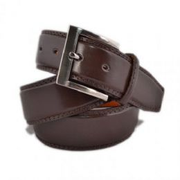 69 Units of Mens Fashion Plus Size Belts In Brown - Mens Belts