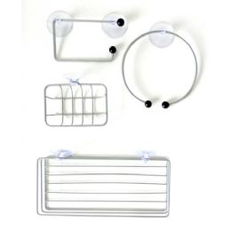 36 Units of Wholesale 4 Piece Bath Set - Bathroom Accessories