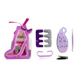 144 Units of Manicure Gift Set Party and Shower Favor - Manicure and Pedicure Items