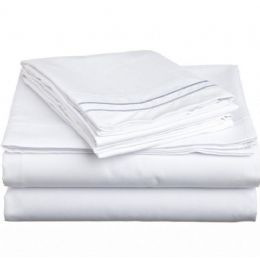 12 Units of king size 2 line sheet sets assorted colors - Bed Sheet Sets