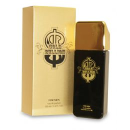24 Units of Mens Cologne Gold Bullion - Perfumes and Cologne