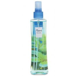 96 Units of Plumeria Scented Body Spray - Perfumes and Cologne
