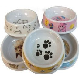 72 Units of Dog Bowl - Pet Accessories