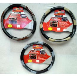 60 Units of Steering Wheel Cover - Auto Accessories