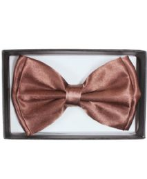 72 Units of BOWTIE AB 005 Brown Color - Neckties