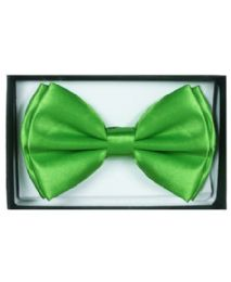 72 Units of Green Bow Tie 014 - Neckties