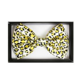 48 Units of Leopard Print Bow Tie - Neckties