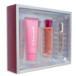 12 Units of 3 Piece Gift Set Catwalk For Women Fragrance Moisturizer/cream - Perfumes and Cologne