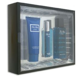 12 Units of 3 Piece Gift Set True Blue For Men Fragrance Moisturizer/cream - Perfumes and Cologne