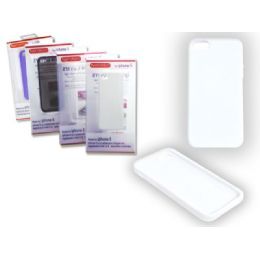 "144 Units of IPHONE 5 COVER 2.4"" X5"" WHITE,BLACK ,BLUE,PURPLE CLR - Cell Phone & Tablet Cases"