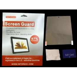 144 Units of IPAD SCREEN GUARD - Cell Phone Accessories