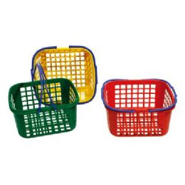 "48 Units of Utility Basket with/Handle 10""x9""x5"" - Baskets"