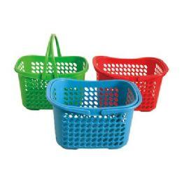 "24 Units of Shopping Basket 13.5""x10""x8.75"" - Baskets"