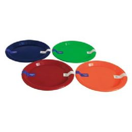 """48 Units of 4PK Round Plates Dia.10"""" - Plastic Bowls and Plates"""