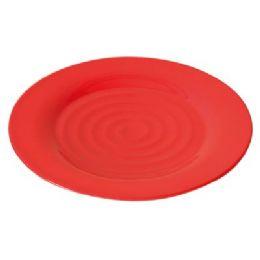 96 Units of Round Melamine Dinner Plate Dia.10.5 - Plastic Dinnerware