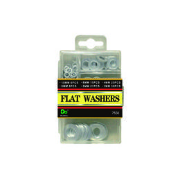 144 Units of Flat Washers - Hardware Miscellaneous