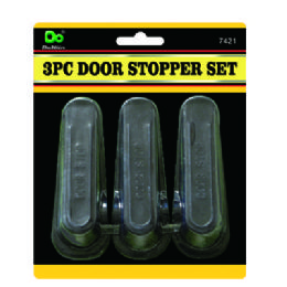 48 Units of 3pc Door Stopper Set - Home Accessories