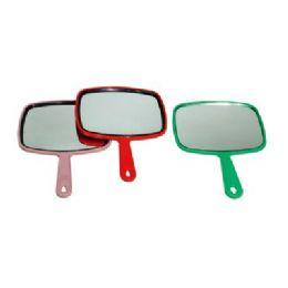 96 Units of Handy Mirror - Wall Decor