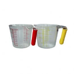 96 Units of Measuring Cup 32oz With Grip Handle - Measuring Cups and Spoons