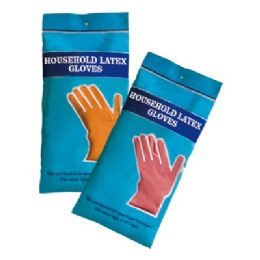 72 Units of Household Latex Gloves - Working Gloves