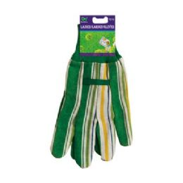48 Units of Ladies Garden Gloves - Gardening Gloves