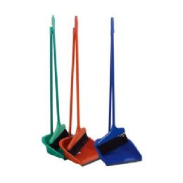 48 Units of Dustpan With Broom