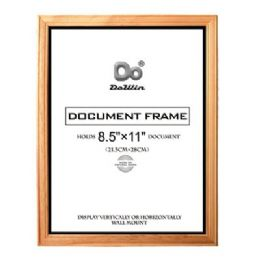 "36 Units of Document Frame 8.5""x11"" - Picture Frames"