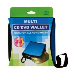 96 Units of Cd Bag, 44 Holders - CD and DVD Accessories