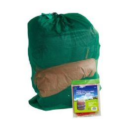 """48 Units of Mesh Utility Bag 24""""x36"""" - Bags Of All Types"""