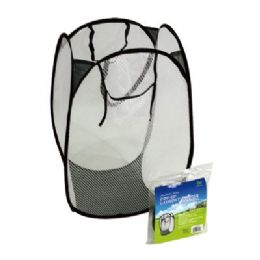 "48 Units of PoP-Up Laundry Hamper 12.5""x20.5""height - Waste Basket"