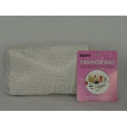 288 Units of MAKE UP FASHION BAG 16.5X9.5X5.5CM - Bags Of All Types