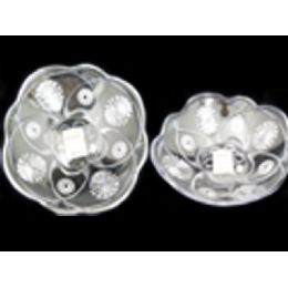 48 Units of crystal like bowl - Plastic Serving Ware