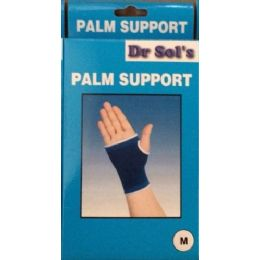 48 Units of Dr Sol's Palm and Wrist Support - Bandages and Support Wraps