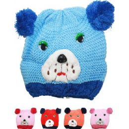72 Units of Kid Winter Hat - Junior / Kids Winter Hats