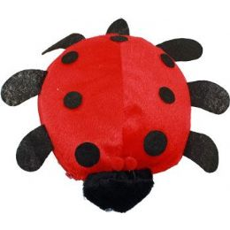 120 Units of Plush Ladybug Cd Holder - CD and DVD Accessories